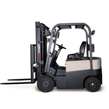 7L Series 1.5-3.5 T Four Wheel Electric Forklift
